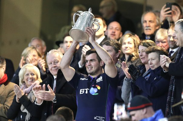 Stuart McInally Scotland captain Calcutta Cup 6 Nations 2019