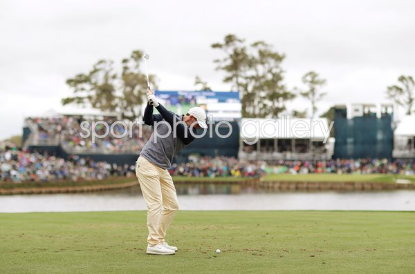 Rory McIlroy Players Championship 17th Tee TPC Sawgrass 2019