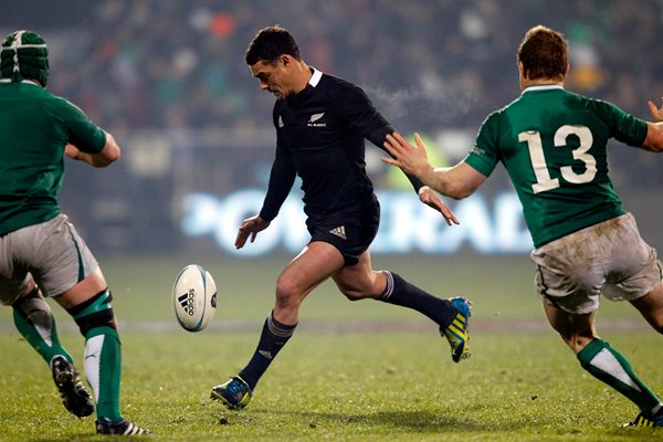 Dan Carter winning drop goal v Ireland 2012