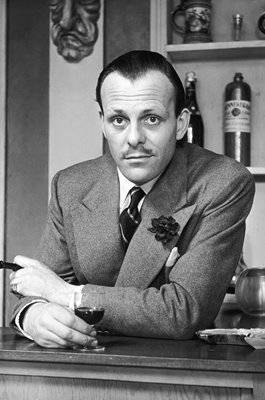 Terry Thomas English Comic Actor