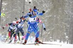 Dorothea Wierer Italy wins Biathlon World Championships Sweden 2019 Acrylic