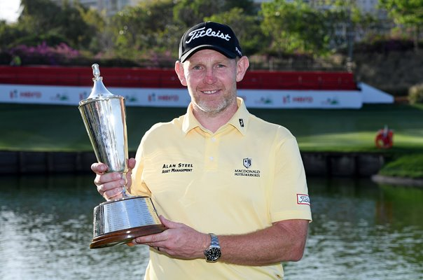 Stephen Gallacher Scotland Indian Open Champion Delhi 2019