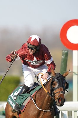 Davy Russell & Tiger Roll win Grand National Liverpool 2019