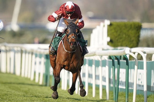 Davy Russell & Tiger Roll win Grand National Aintree 2019