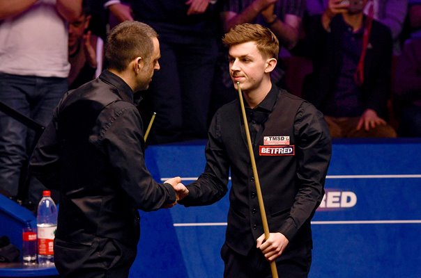 James Cahill beats Ronnie O'Sullivan World Snooker 2019