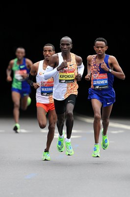 Eliud Kipchoge Kenya London Marathon 2019