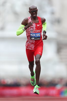 Mo Farah Great Britain London Marathon 2019