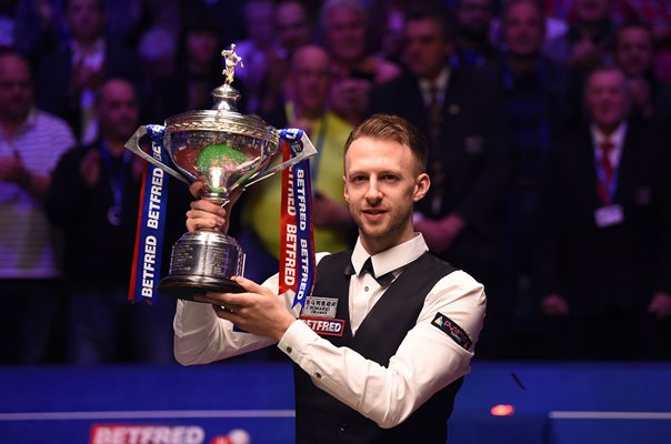 Judd Trump England World Snooker Champion Sheffield 2019