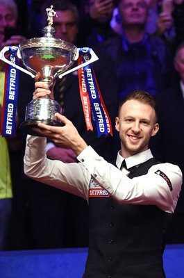 Judd Trump England World Snooker Champion 2019