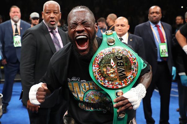 Deontay Wilder retains WBC Heavyweight Title New York 2019
