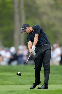 Adam Scott Australia Drives USPGA Bethpage Black New York 2019