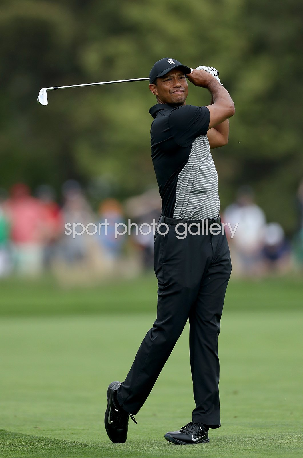 Tiger Woods United States USPGA Bethpage Black 2019