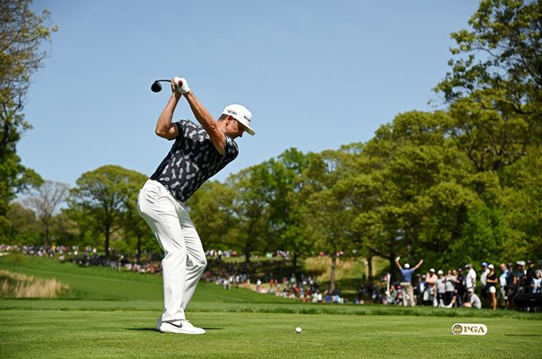 Justin Rose England USPGA Bethpage Black New York 2019