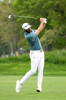 Dustin Johnson USA Final Round USPGA Bethpage 2019