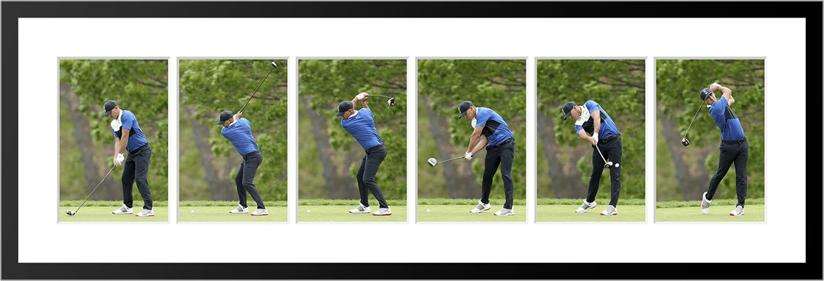 Brooks Koepka Swing Sequence USPGA Bethpage Black 2019