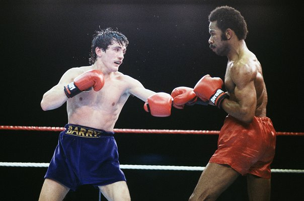 Barry McGuigan Northern Ireland v Eusebio Pedroza World Title Fight 1985