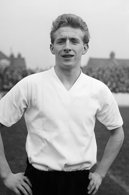 Denis Law Huddersfield Town Football Club 1960