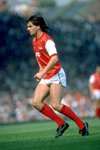 Charlie Nicholas Arsenal 1983 Mounts