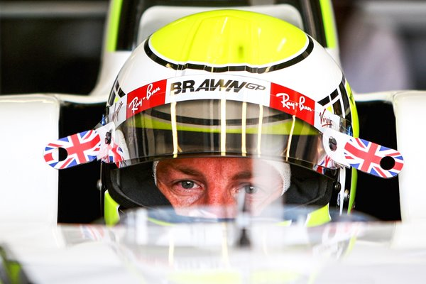 Jenson Button Great Britain & Brawn GP Monaco Grand Prix 2008