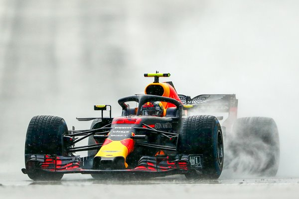 Max Verstappen Netherlands & Red Bull Hungarian GP 2018