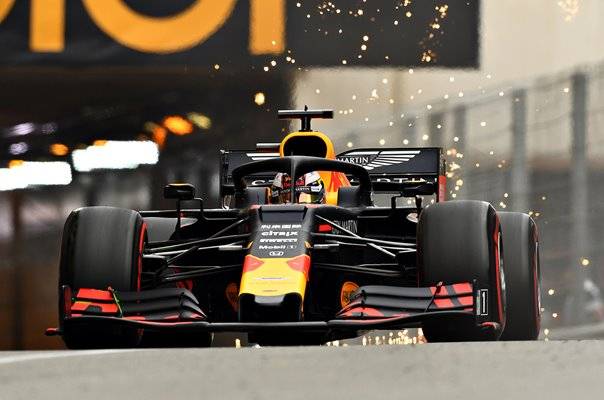 Max Verstappen Netherlands Grand Prix of Monaco 2019