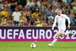 Wayne Rooney England v Ukraine EURO 2012 Mounts