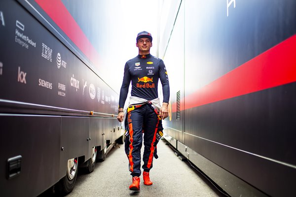 Max Verstappen Red Bull Grand Prix of Spain 2019