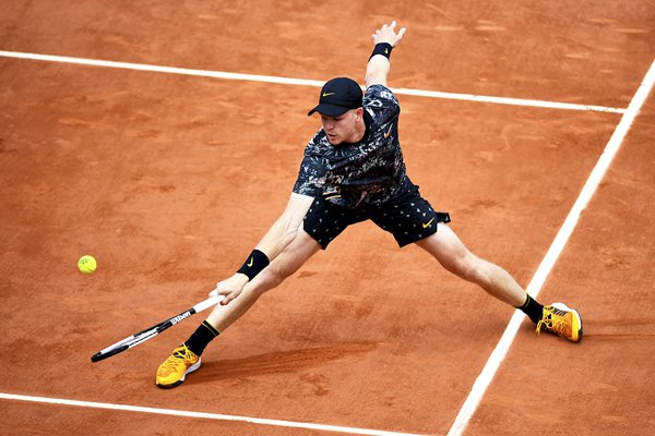 Kyle Edmund Great Britain 2019 French Open