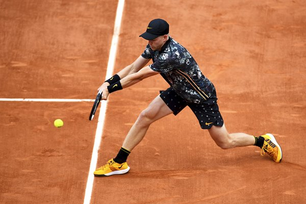 Kyle Edmund Great Britain French Open 2019