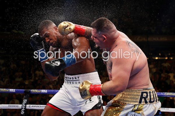 Andy Ruiz Jr. v Anthony Joshua World Heavyweight Boxing New York 2019