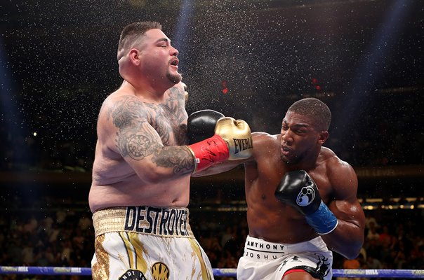 Anthony Joshua v Andy Ruiz Jr. Madison Square Garden 2019