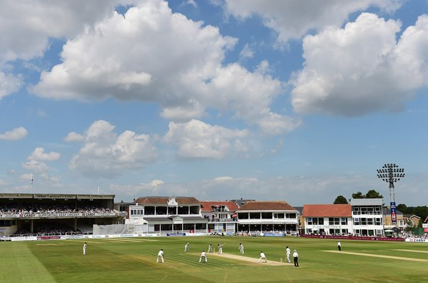 St Lawrence County Ground Kent v Australia Canterbury 2015