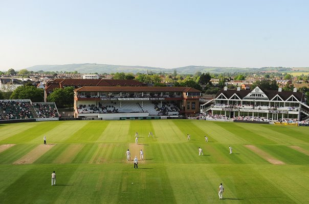 Cooper Associates County Ground Somerset County Championship 2016
