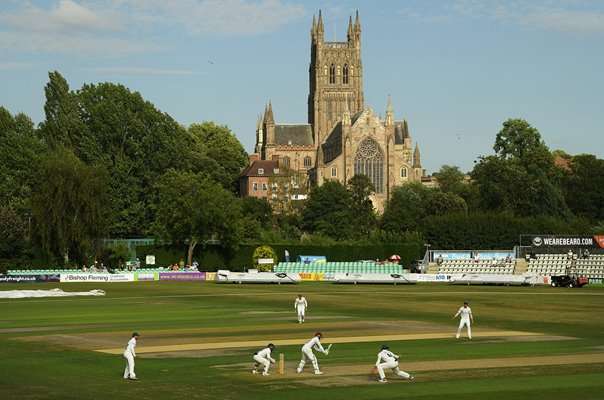New Road Worcestershire v Somerset County Championship 2018