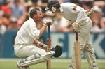 Mike Atherton & Jack Russell Test Saving Partnership Johannesburg 1995 Frames