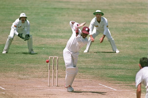 Brian Lara West Indies Record 375 v England Antigua 1994