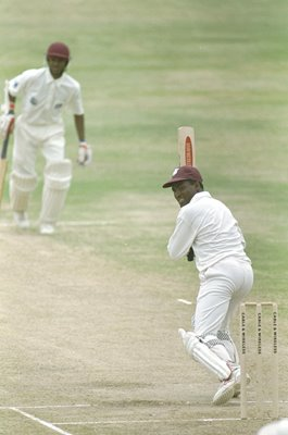 Brian Lara West Indies 375 v England Antigua 1994