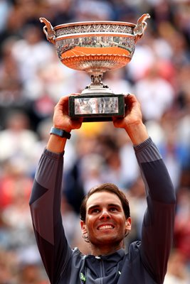 Rafael Nadal 12th French Open Title Roland Garros Paris 2019
