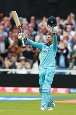 Joe Root England Century v Pakistan Trent Bridge World Cup 2019