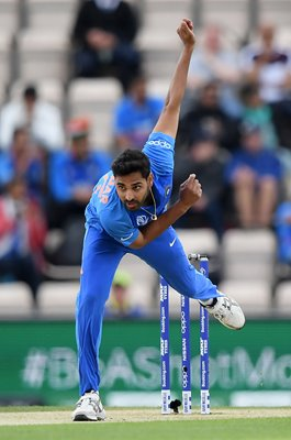 Bhuvneshwar Kumar of India v South Africa World Cup 2019