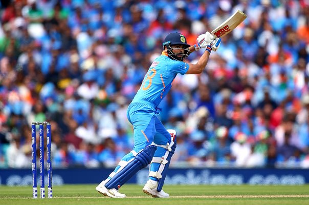 Virat Kohli India v Australia Oval London World Cup 2019