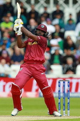 Chris Gayle West Indies Six v Pakistan World Cup 2019