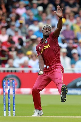 Carlos Braithwaite West Indies v Australia Cricket World Cup 2019