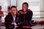 Mike Tyson & Frank Bruno Title Fight Las Vegas 1989 Prints