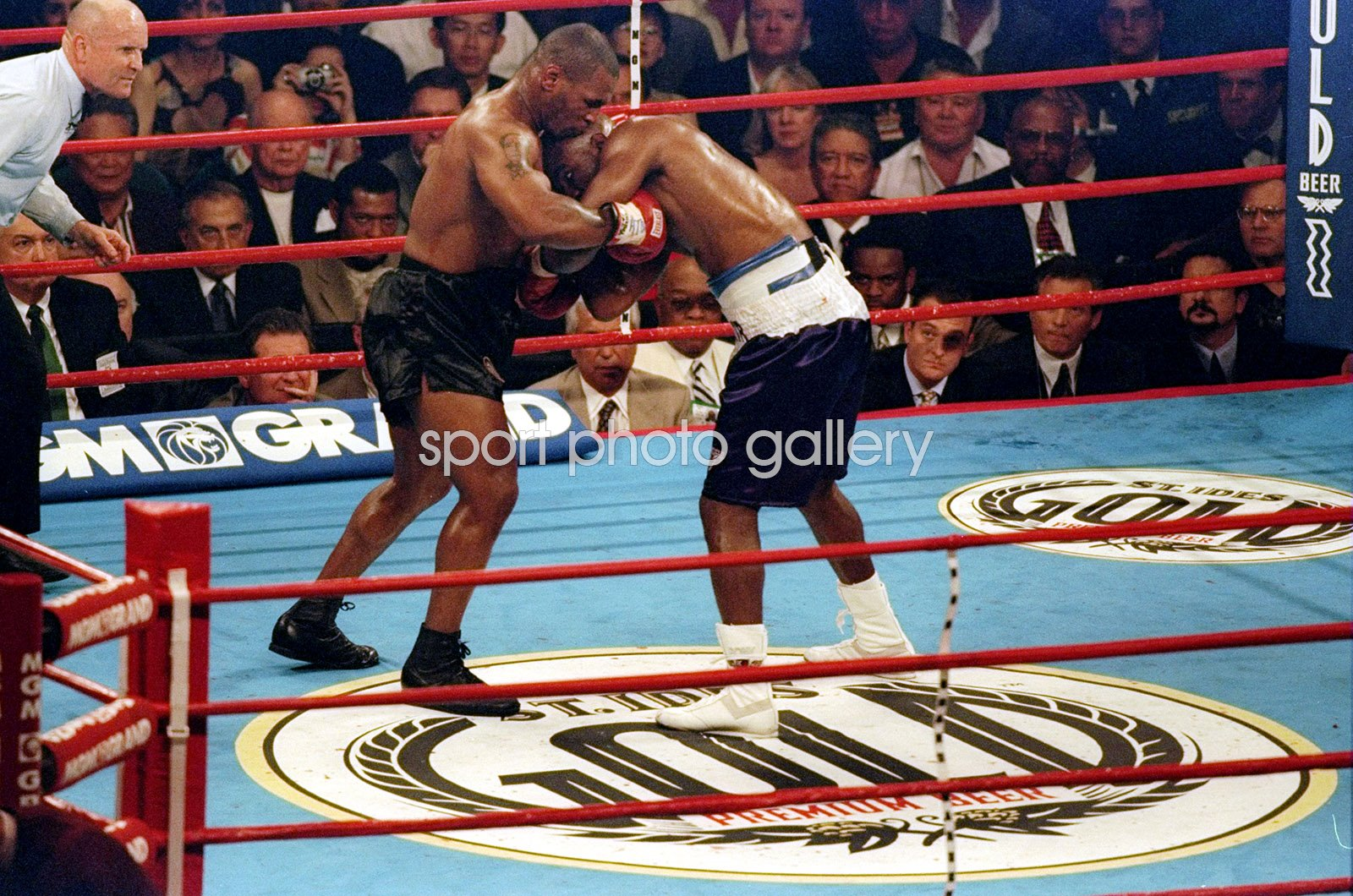 Mike Tyson v Evander Holyfield Heavyweight Rematch Las Vegas 1997
