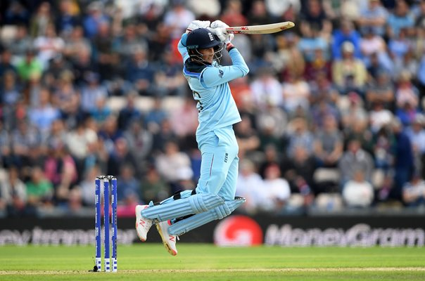 Joe Root England bats v West Indies Southampton World Cup 2019