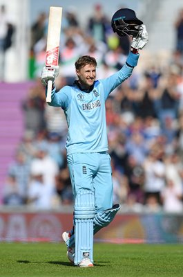 Joe Root England Century v West Indies Southampton World Cup 2019