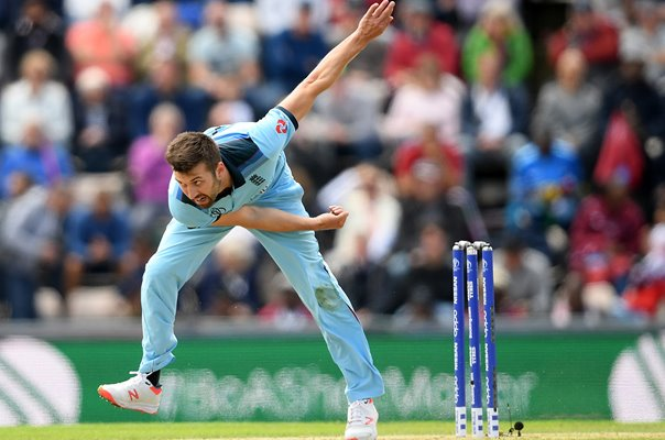 Mark Wood England v West Indies Southampton World Cup 2019