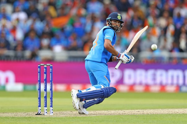 Virat Kohli India Captain v Pakistan World Cup 2019