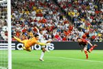 Xabi Alonso scores Spain v France EURO 2012  Canvas